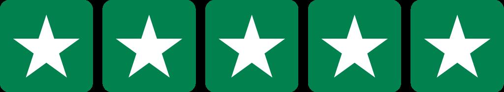 Image result for FIVE STAR TRUSTPILOT