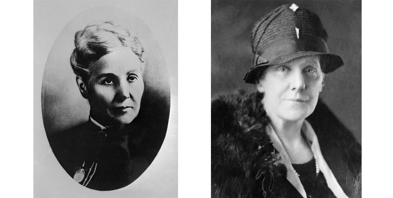 Ann And Anna Jarvis founders of Mothers Day
