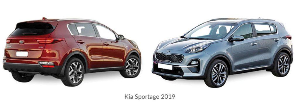 Kia-Sportage 2019