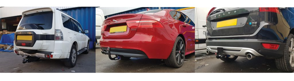 Towbar Fitting Pictures