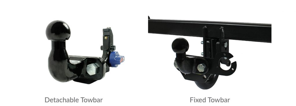 Fixed and Detachable towbars