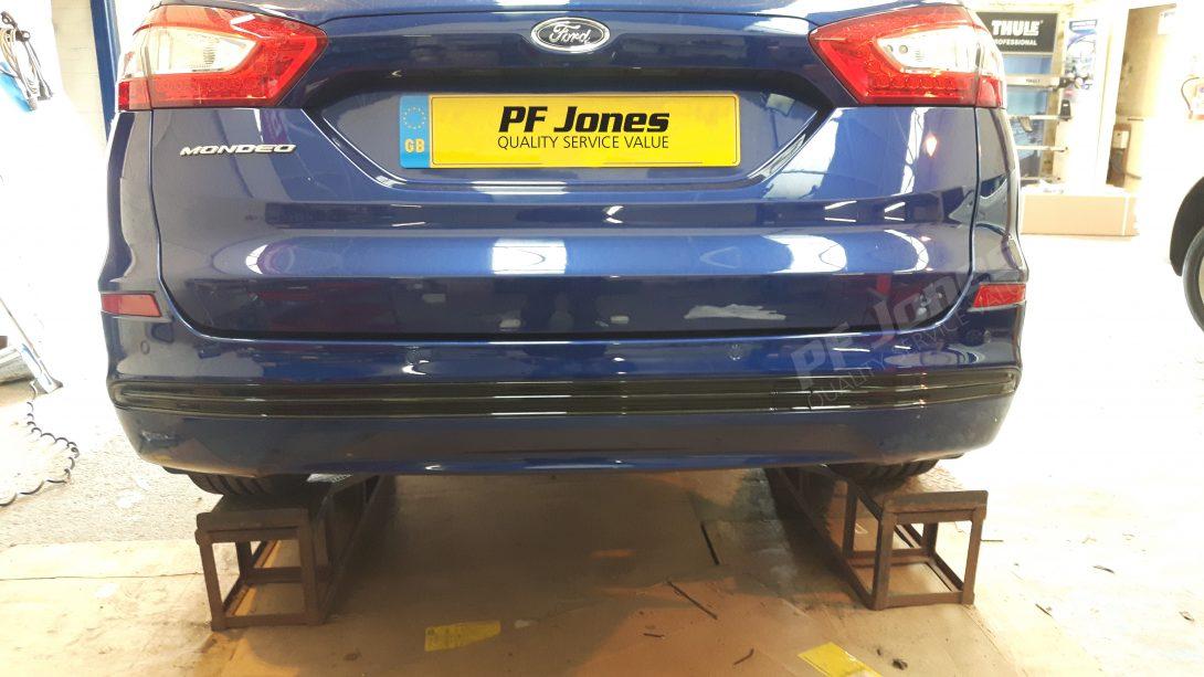 Tow Bar Fittings Pf Jones