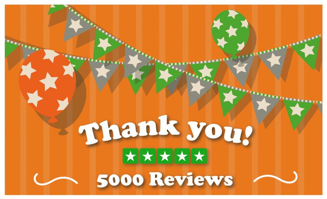 PF Jones 5000 reviews