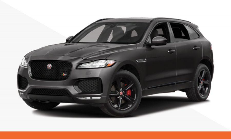Land Rover Discovery Sport >> Jaguar F Pace | PF JONES