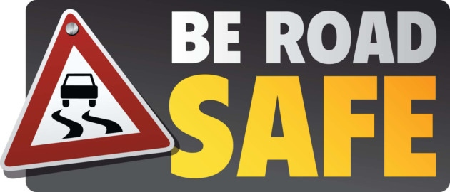be road safe