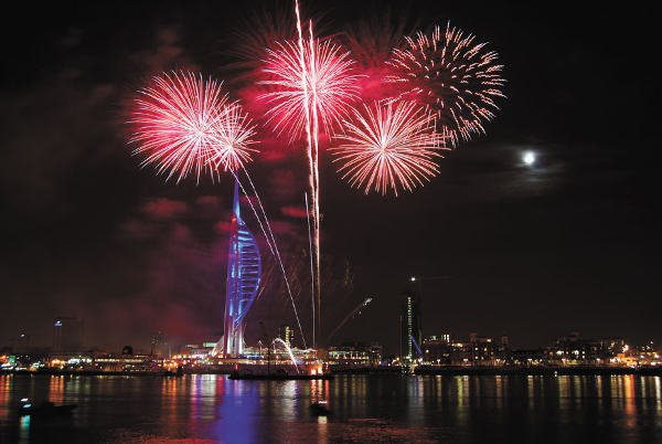 top places to celebrate the new year in the uk pf jones