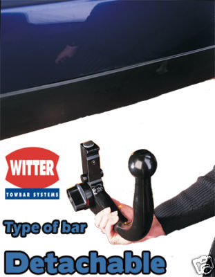Detachable Type Towbars
