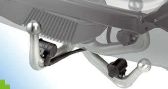 Electric Swivelling Type Towbar