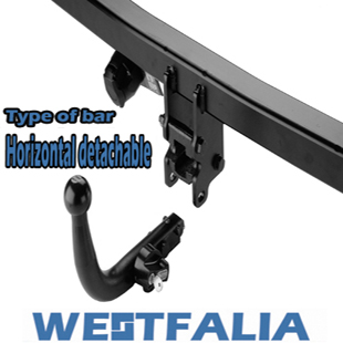 Horizontal Detachable Type Tow Bar