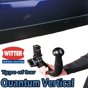 Vertical Detachable Type Towbar