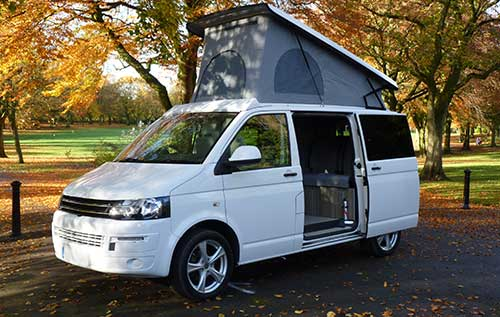 VW T5 Campervan Conversion Gallery »