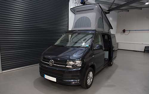 VW T6 Campervan Conversion