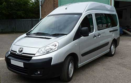 Toyota ProAce Campervan Conversions