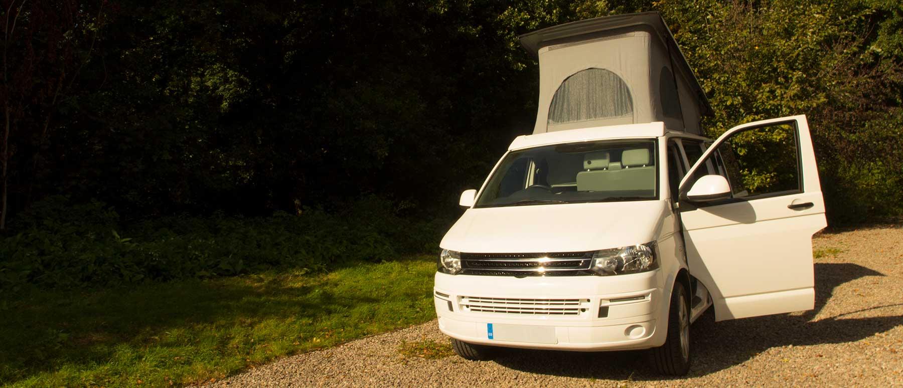 Volkswagen Transporter VW T5 Campervan Conversions
