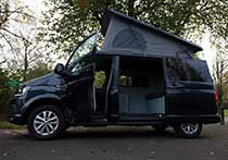 Why are T6 Campervans Popular?