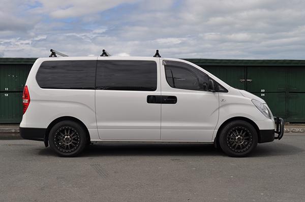 Hyundai iLoad Campervan Conversions