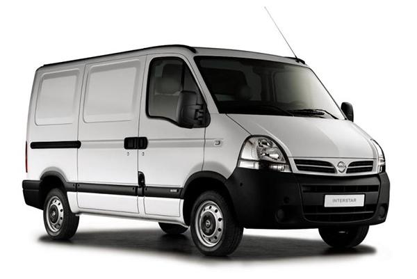 Nissan Interstar campervan conversion