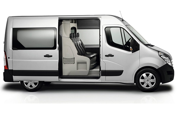 Renault Master Campervan Conversions