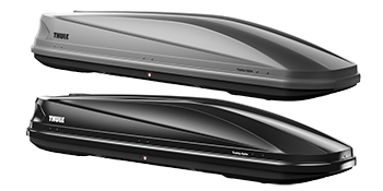 Thule touring alpine (700) roof box