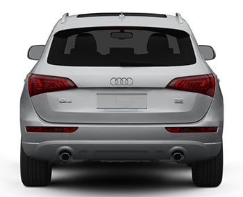 Audi Q5 2008 to 2017 compare models