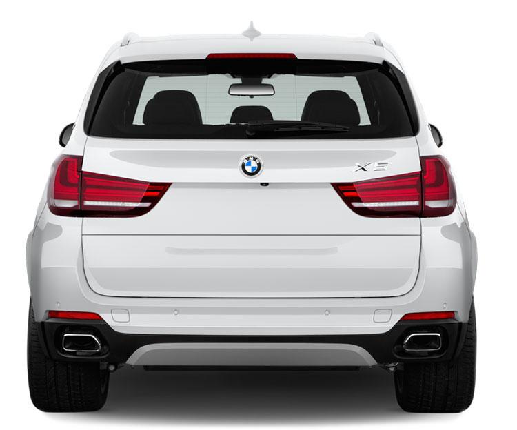 BMW X5 F15 Compare to E70 and GO5