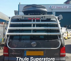 Manchester Thule Super Store Thule Roof Bars