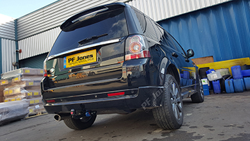 Chester Towbar Fitters