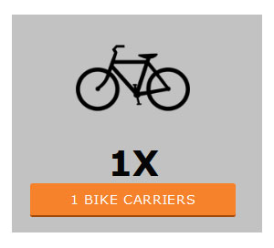 One bIke carriers