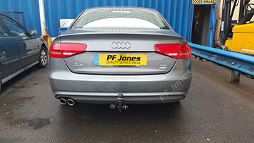 Towbar Fitting Bolton