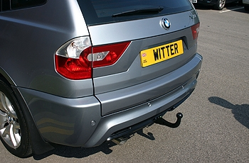 Bmw X1 2010 2015 Witter Detachable Towbar