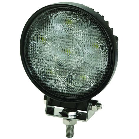 Round LED Worklamp - 12/24v - E92004
