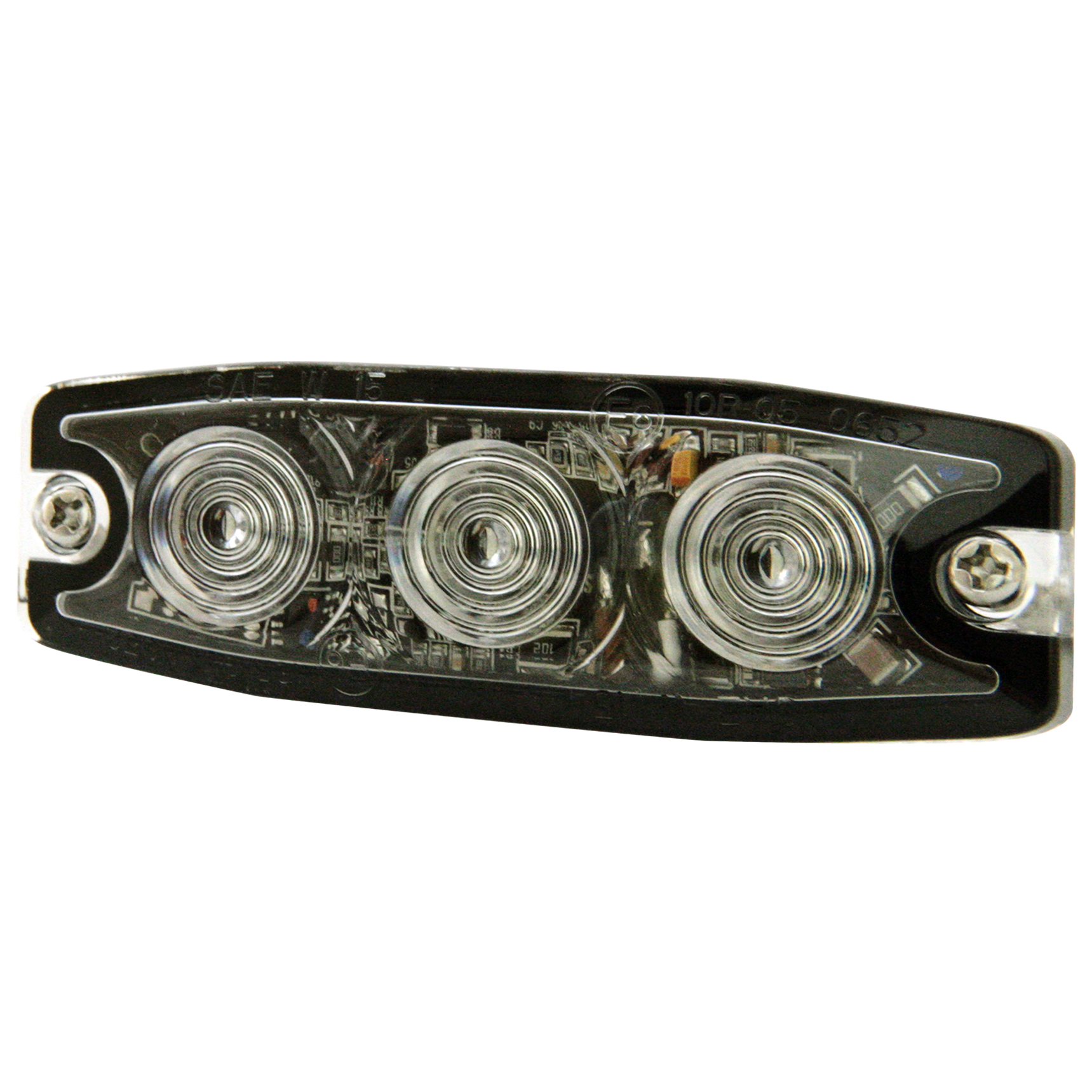 LED Warning Light - 12/24v - SL-10461