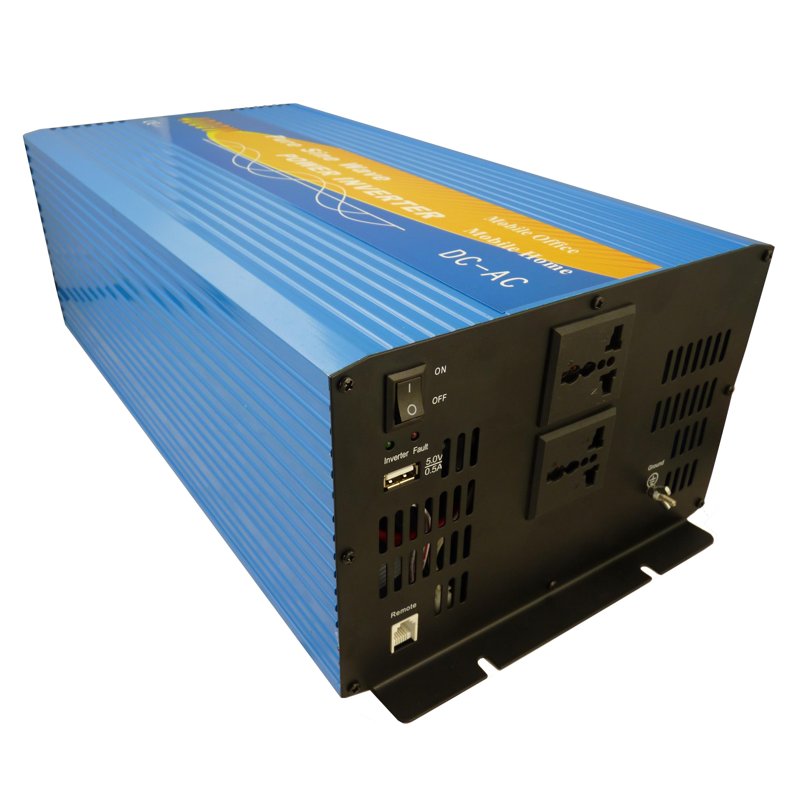 4000W 12V Pure Sine Wave Power Inverter