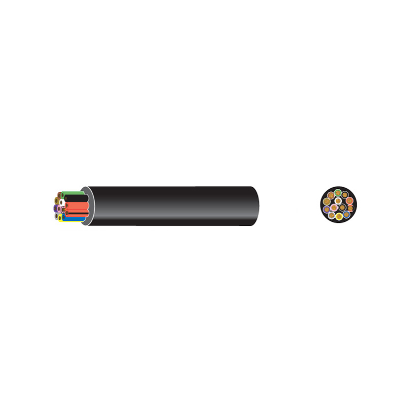 Thin Wall 13 Core Auto Cable 50m/100m - TW13/01
