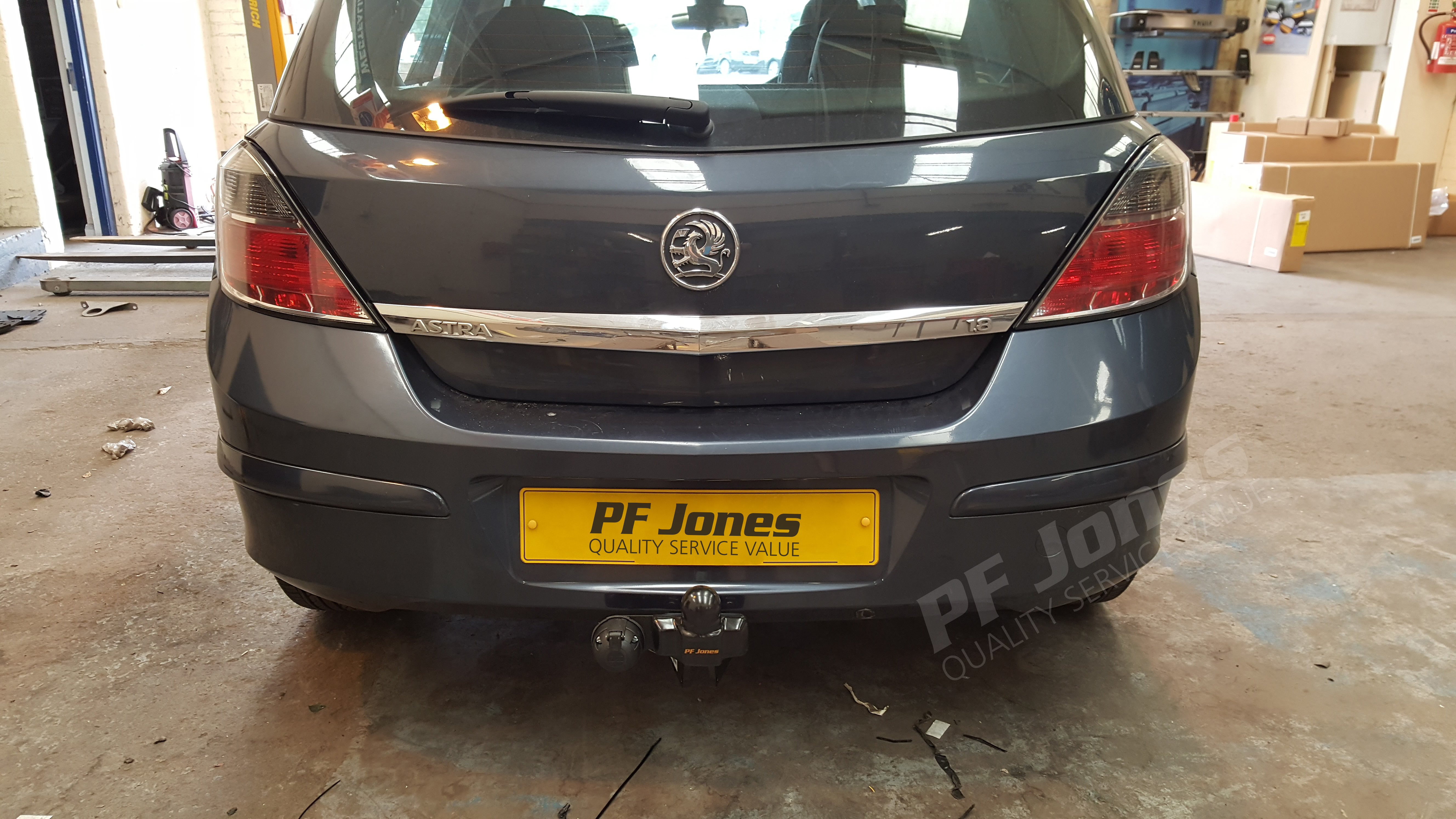 Vauxhall Astra Towbar Wiring Kits PF Jones Witter Tow dinocroinfo