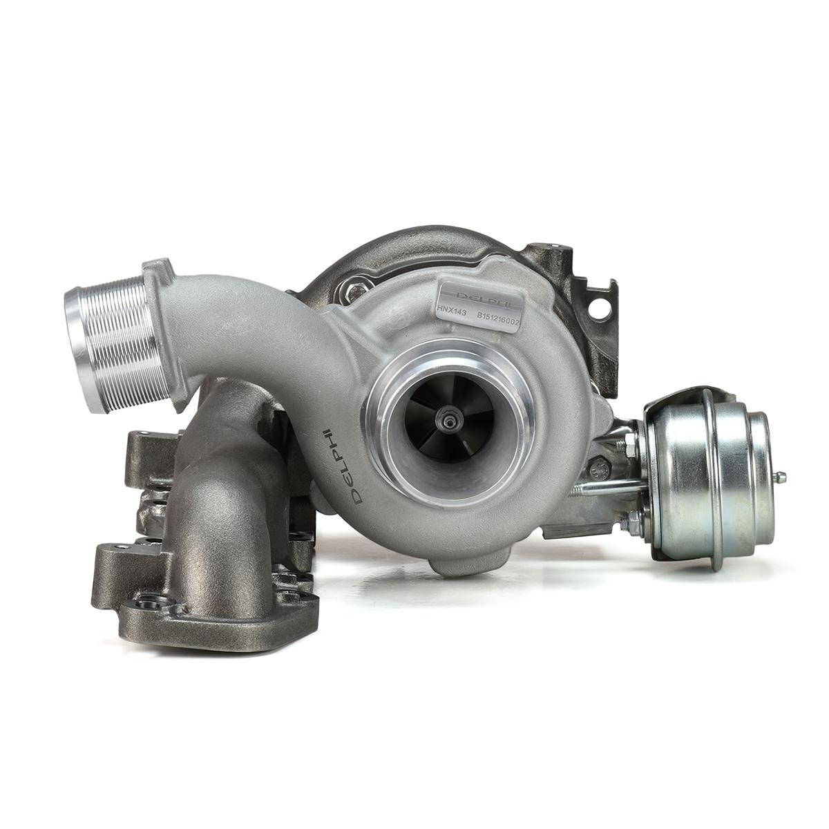Saab 9 3 19tid New Delphi Diesel Turbocharger Hnx143 Vauxhall Tid Wiring