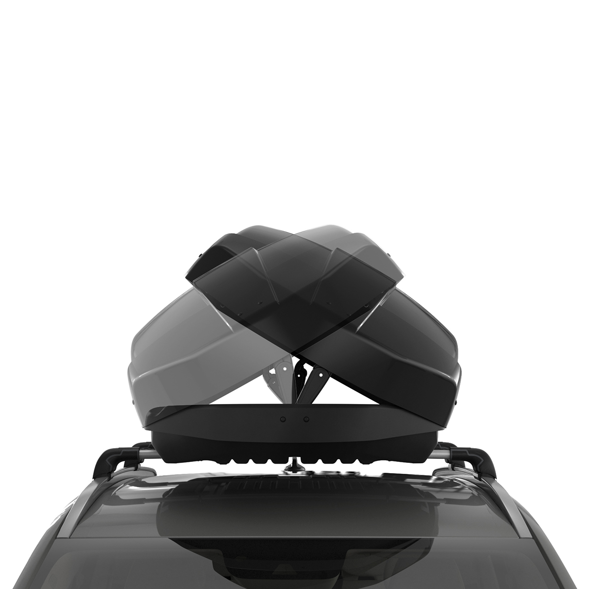 thule motion xt sport 600 roof box. Black Bedroom Furniture Sets. Home Design Ideas