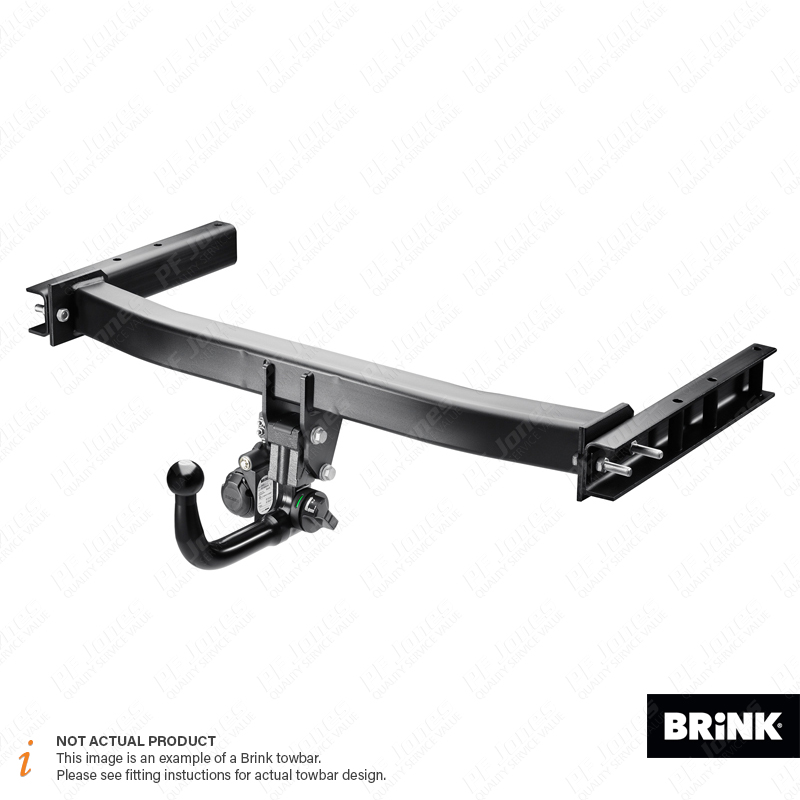Brink Detachable Towbar