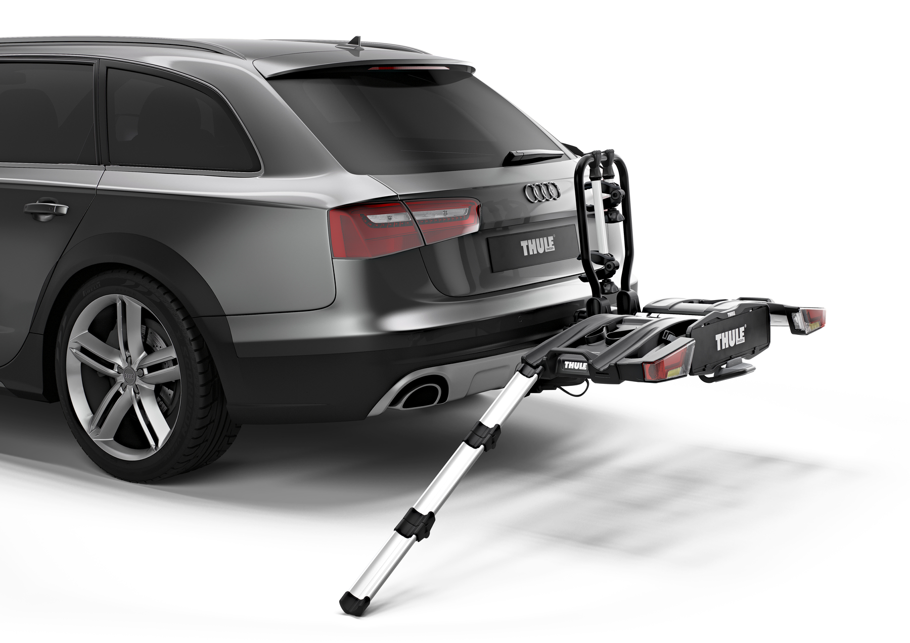 thule easyfold xt 2 bike carrier 933. Black Bedroom Furniture Sets. Home Design Ideas