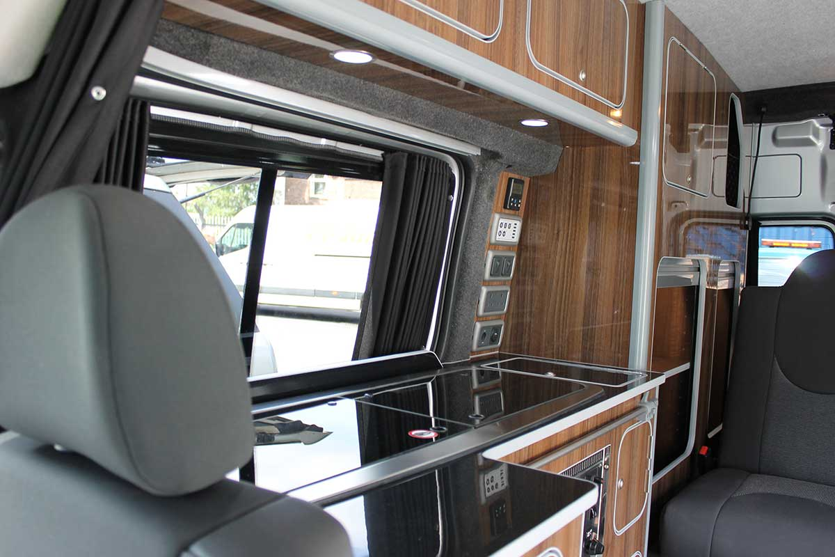 Toyota Proace Campervan Conversion Gallery