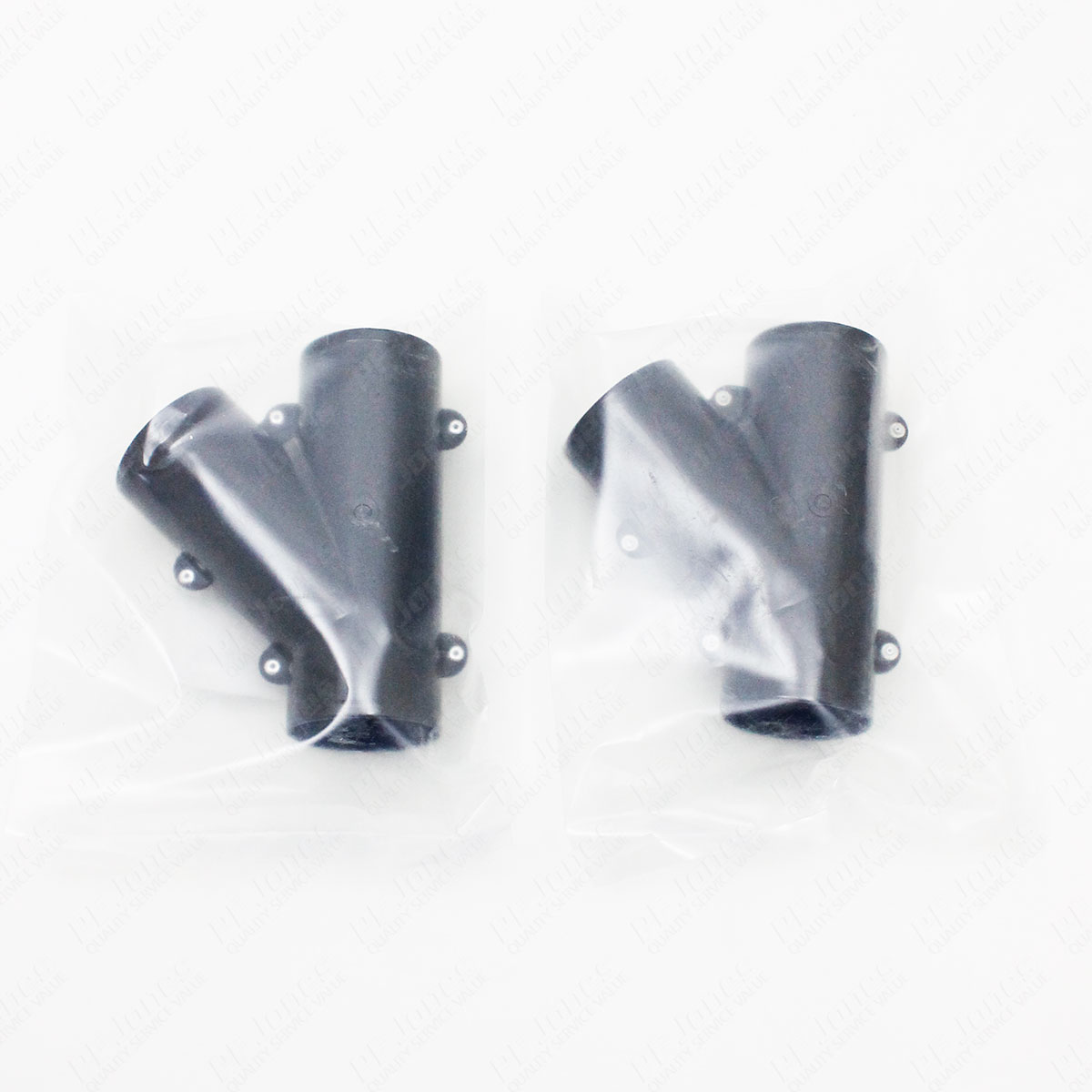 Y-shape adapter for air pipe x 2