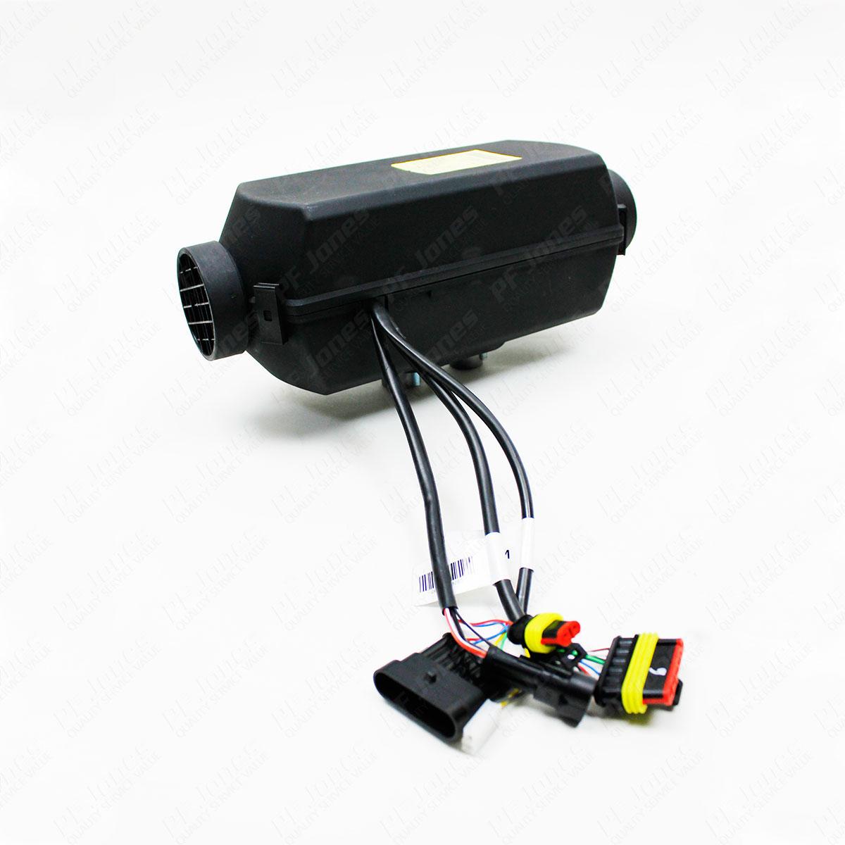 Planar Marine 2D Air Heater - 2kW/ 12V - Large - 4 Outlet Kit