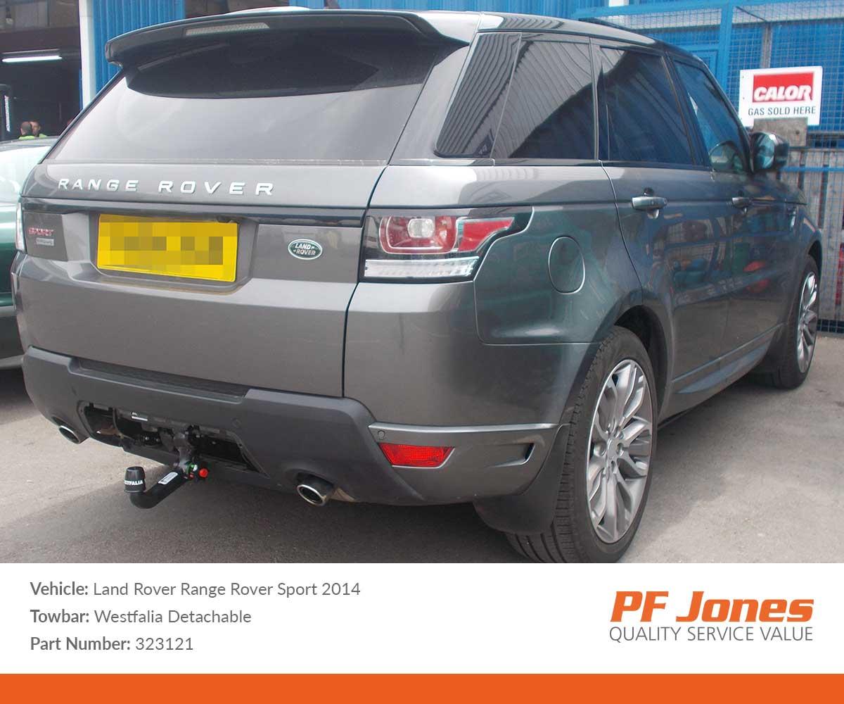 Land Rover Range Rover Sport L494 Aug 2013 Onwards