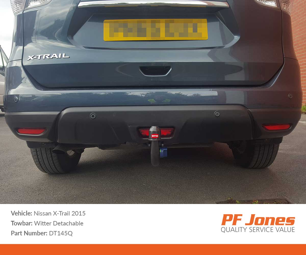 Nissan xtrail 2014 onwards witter detachable tow bar nissan xtrail towbar asfbconference2016 Image collections