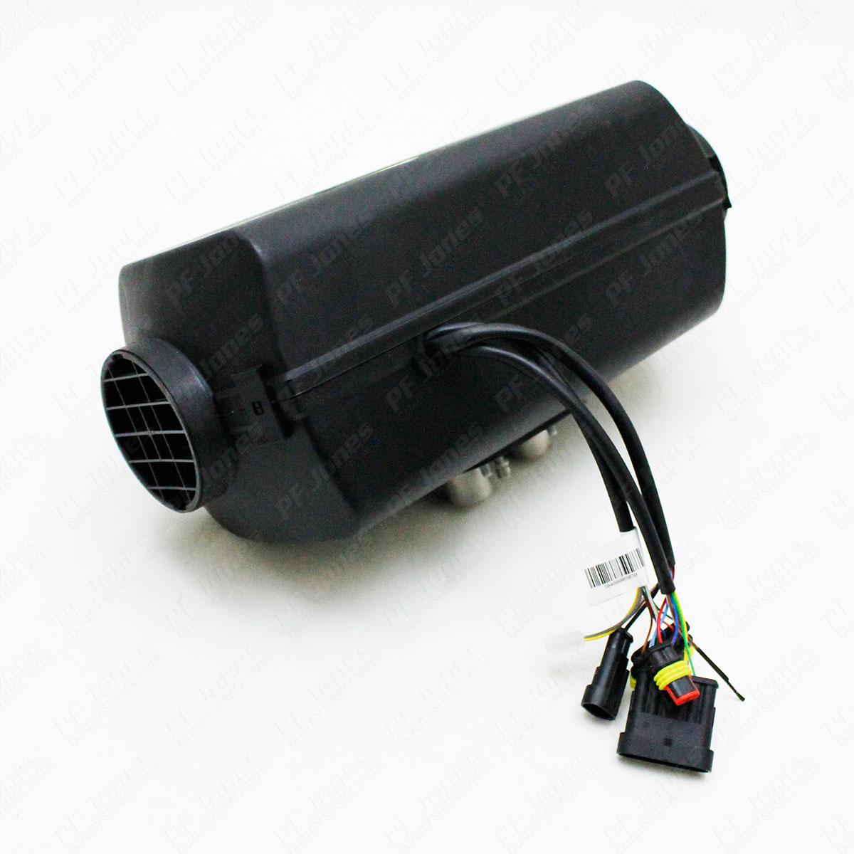 Planar Marine 44D Air Heater - 4kW/12V - Small - Basic Kit