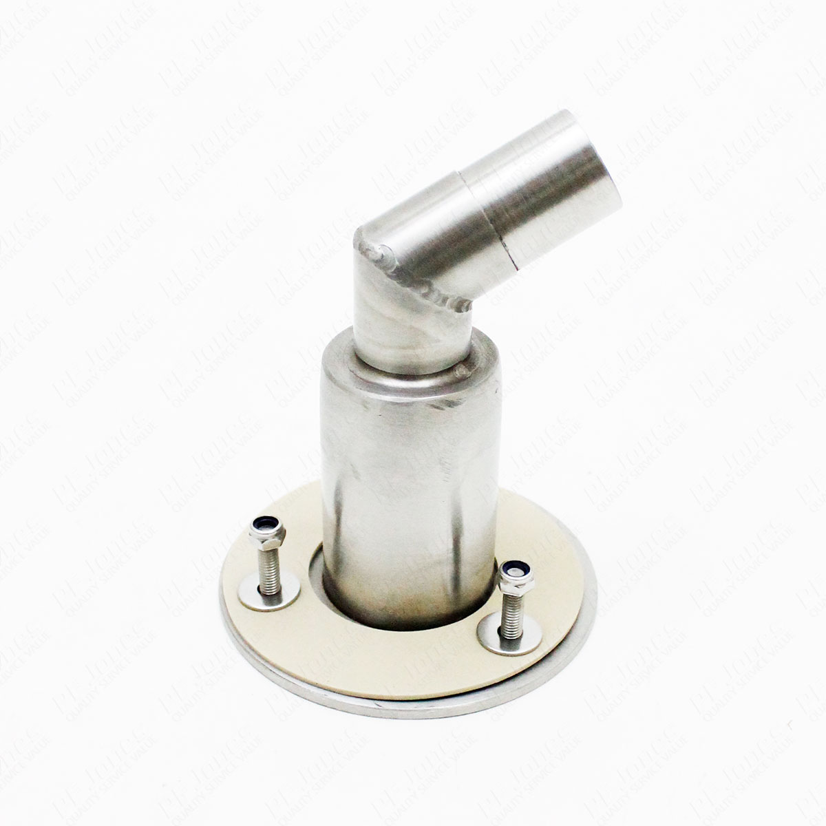 Stainless steel exhaust adapter/ hull fitting