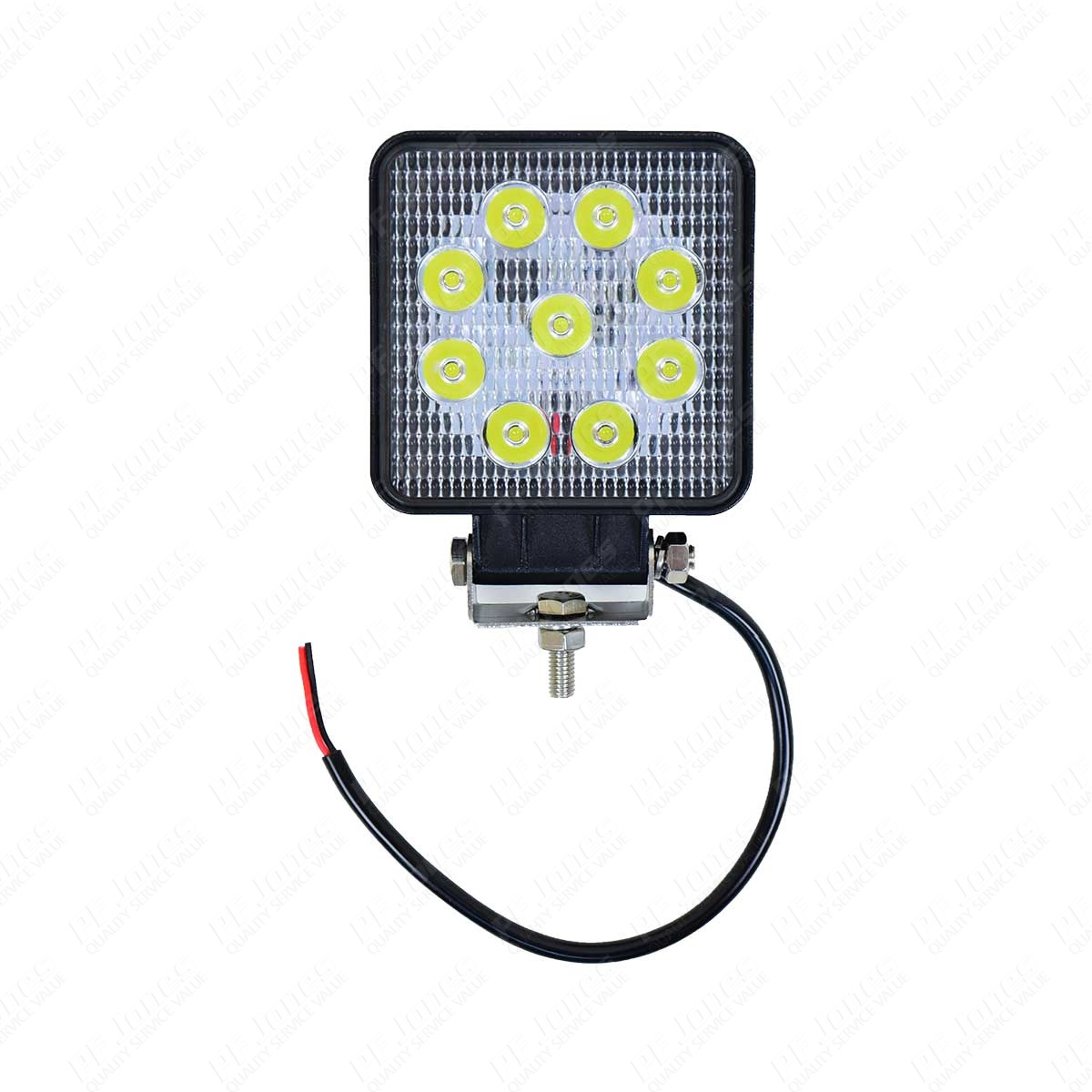 Worklamp for voltages ranging from 10V to 30V