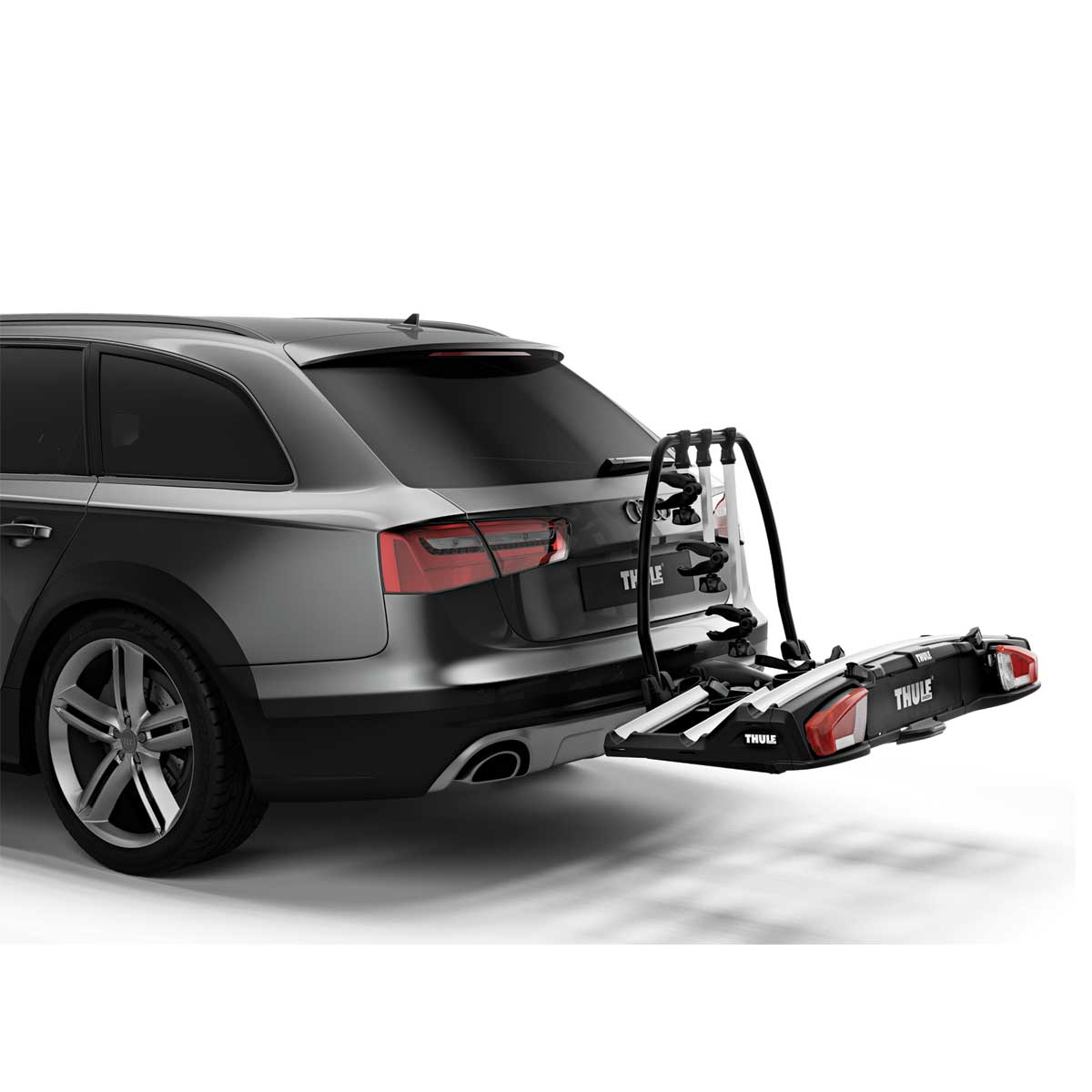 thule velospace xt 3 cycle carrier. Black Bedroom Furniture Sets. Home Design Ideas