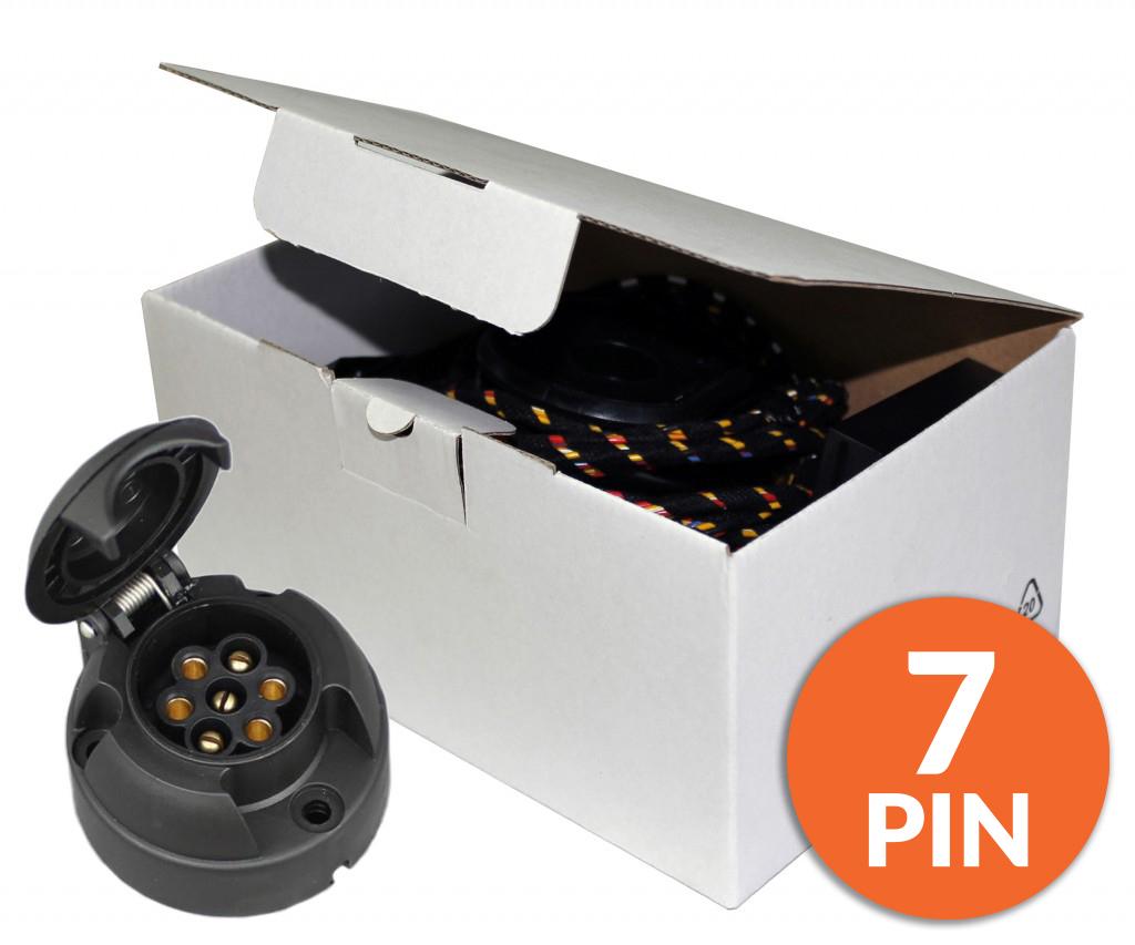 Nissan Note 09 05 08 13 7 Pin Pf Jones Dedicated Wiring Kit 19140506pf