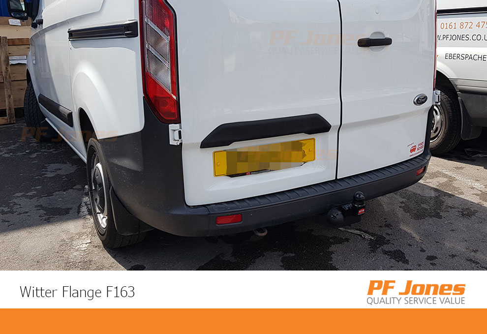 Ford Transit Flange Towbars